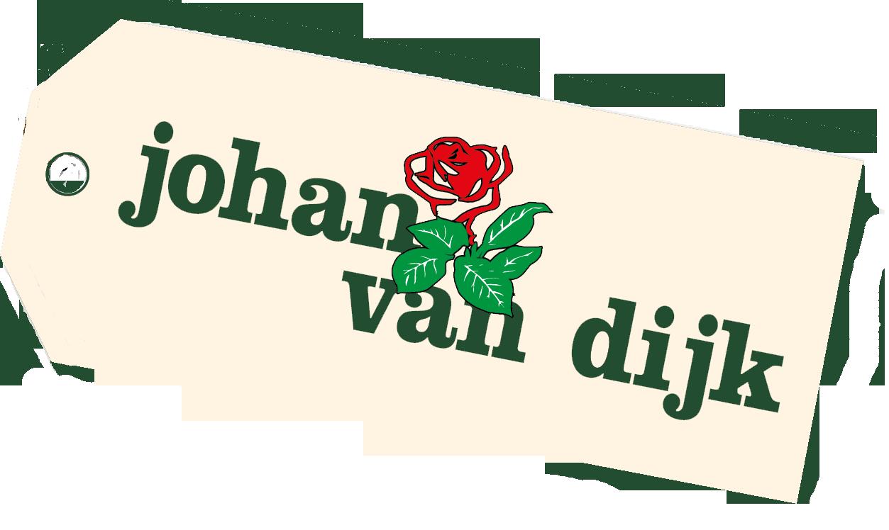 Hoveniersbedrijf & Tuincentrum Johan van Dijk Logo